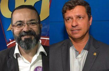 VÍDEOS: Prefeito de Cabedelo reage a críticas de Tárcio no debate da TV Correio