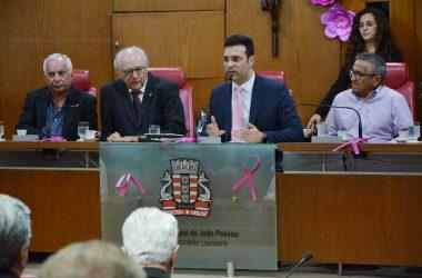 CMJP celebra os 144 anos da Associação Comercial da Paraíba