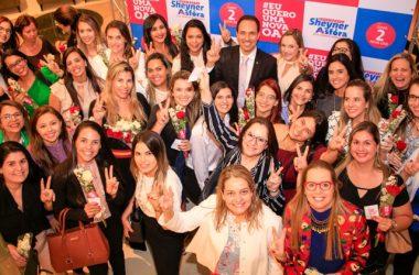 OAB: Chapa 2 Por  promove plenária para ouvir mulheres da categoria