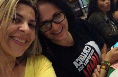 VÍDEO: Convidada para ser ministra da Cidadania de Bolsonaro pediu voto para Eliza Virgínia
