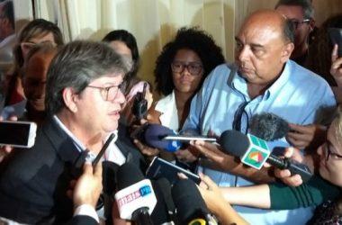 João Azevêdo explica exoneração de assessor investigado na Operação Calvário  e sobre sindicância