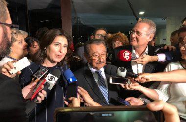 Maranhão assume liderança do MDB e anuncia candidatura única