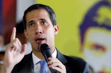 Bolsonaro e Guaidó se reúnem nesta quinta-feira no Palácio do Planalto