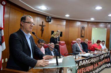 Ex-ministro da Previdência participa de audiência para debater reformas na Capital