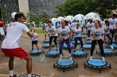 Operadora de saúde incentiva atividade física em qualquer idade