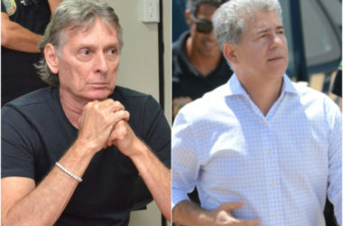 Roberto Santiago e Leto Viana agora estão no presídio