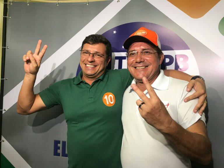 Prefeito eleito de Cabedelo, Vitor Hugo toma posse hoje