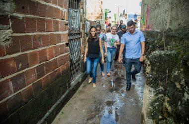 Prefeitura monta força-tarefa para auxiliar vítimas das fortes chuvas na cidade