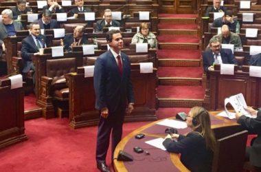 Veneziano toma posse no Parlasul e debate acordo comercial entre Mercosul e União Européia