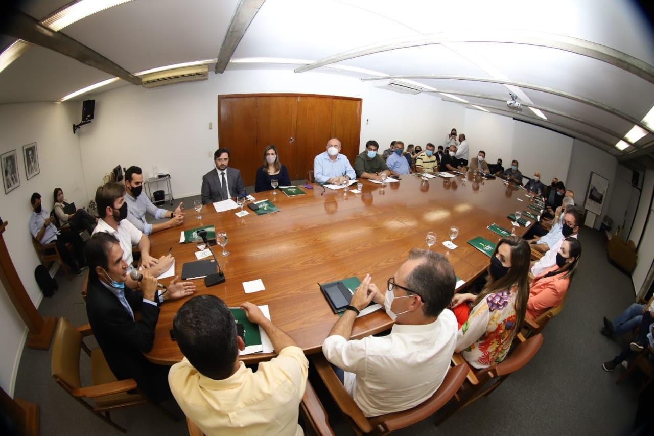 Bruno e Romero anunciam os nomes da equipe de transição de Campina Grande –  Politica & ETC